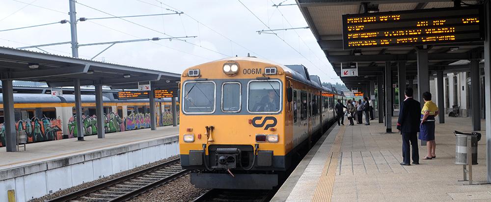 Estação Ferroviária de Nine